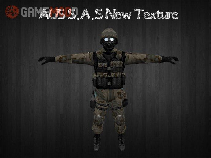 AUS SAS New Texture