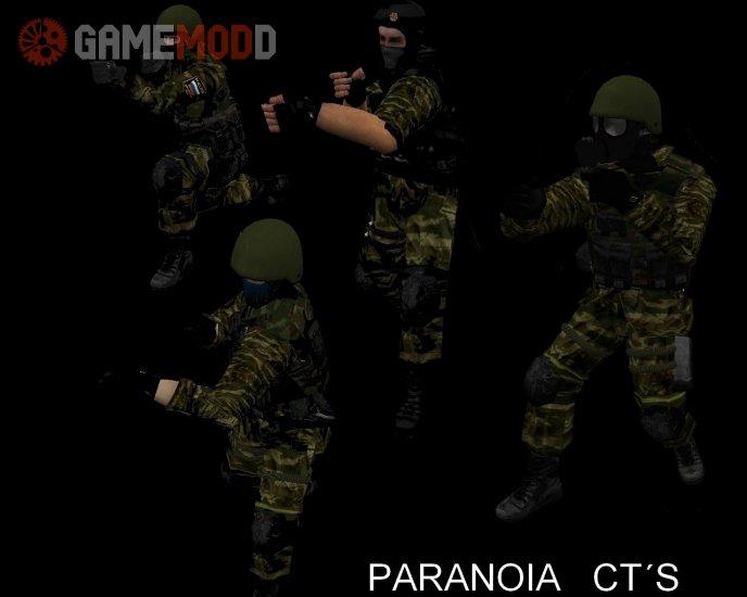 PARANOIA Counter-Terrorist