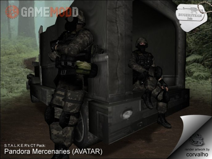 Pandora Mercenaries (AVATAR)