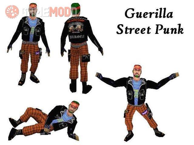 Guerilla Punk
