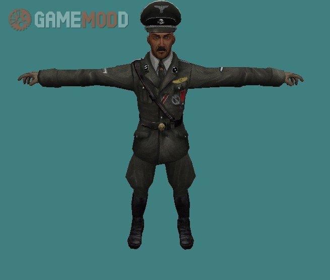 SS Untersturmführer