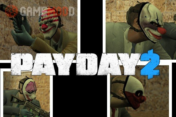 Payday 2 T Pack for 1.6