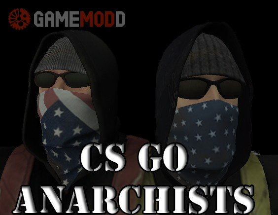 CSGO Anarchist Pack