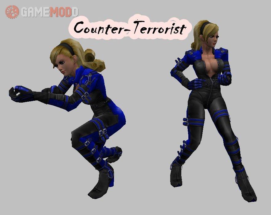 Perfect Girl » CS 1.6 - Skins Players Packs Counter