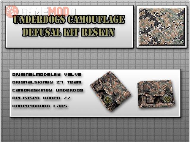 Camouflage DefKit