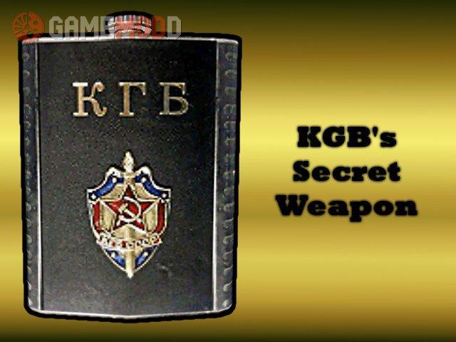 KGB's Secret Weapon