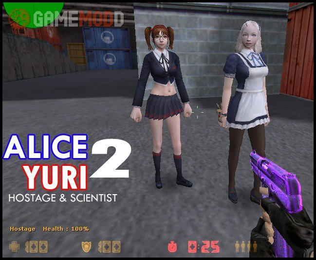 Alice & Yuri CSO 2 for Hostages
