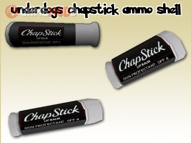 Chapstick Ammo Shells