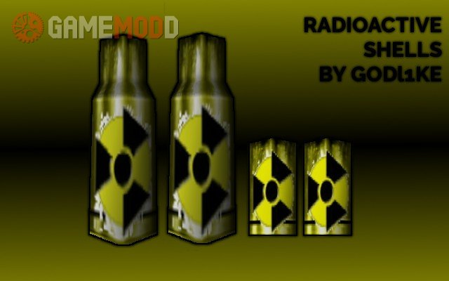 Radioactive Shells
