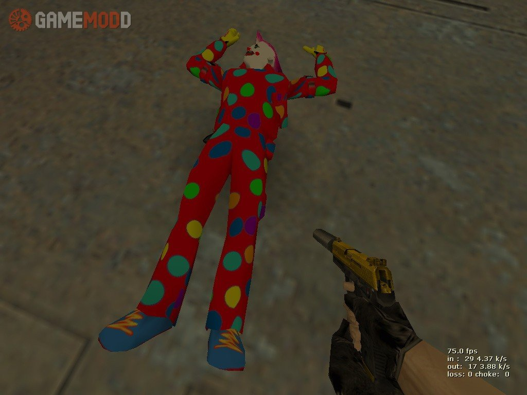 Funny Vip » CS 1 6 - Skins Other/Misc Hostages   GAMEMODD