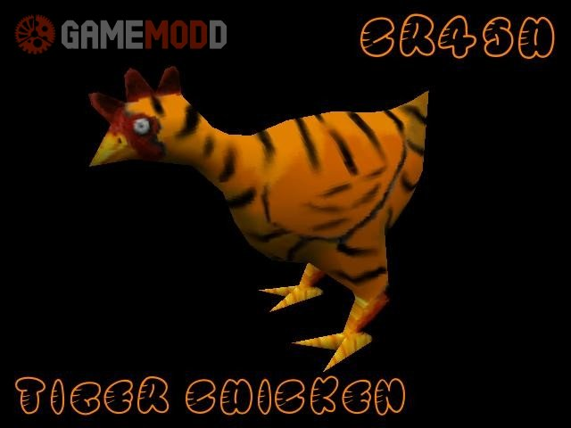 Tiger Chicken