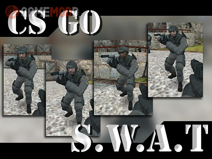 CS GO S.W.A.T TEAM