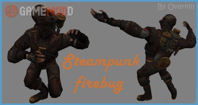 Steampunk Firebug