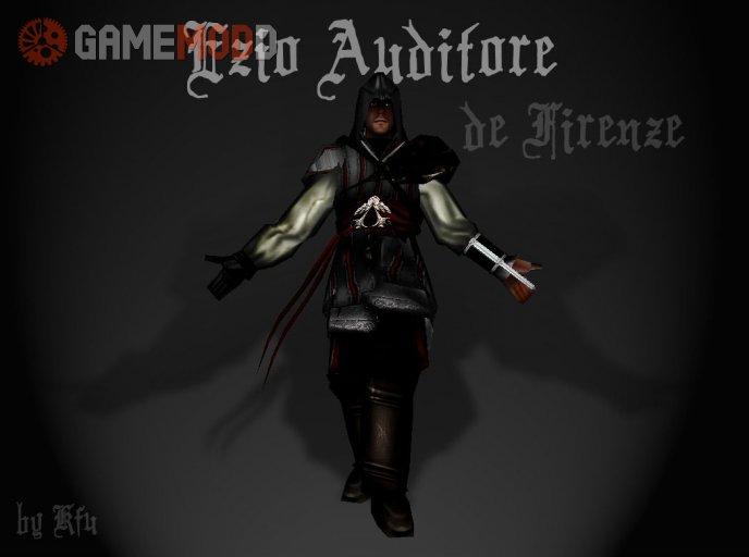 Kfu's Ezio Auditore de Firenze