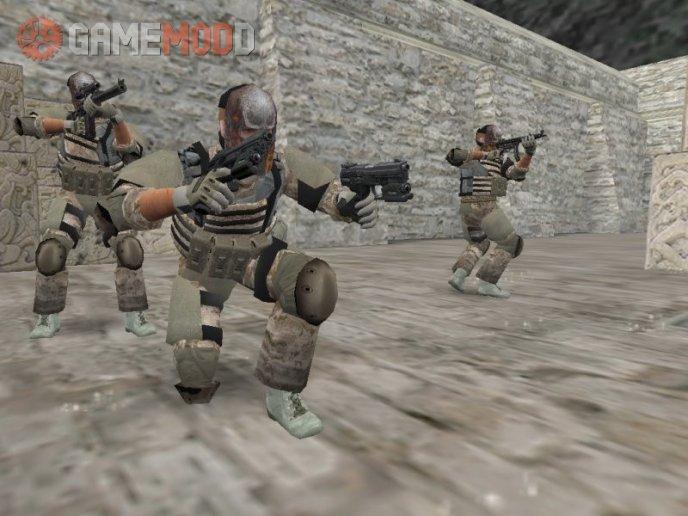 Brutal mercenary (nexomul)