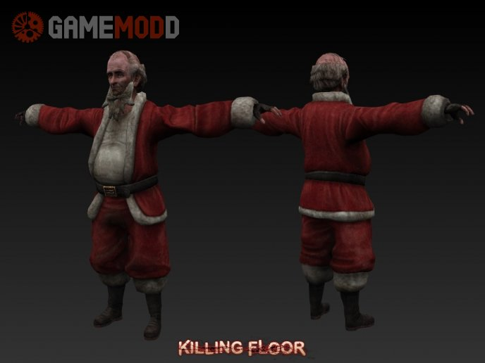 Baddest Santa
