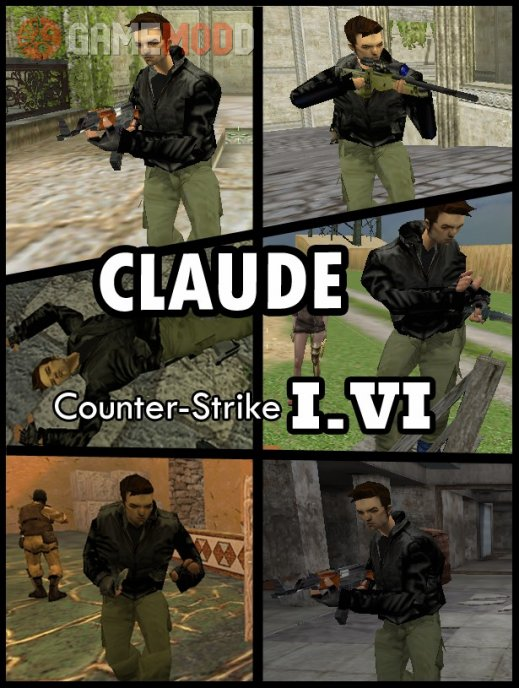 Claude Speed for cs 1.6