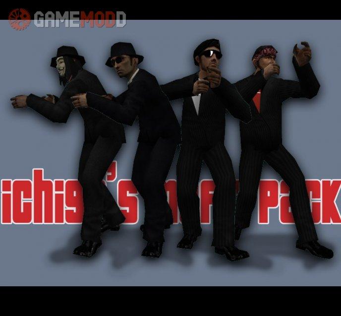 Ichi92's mafia pack