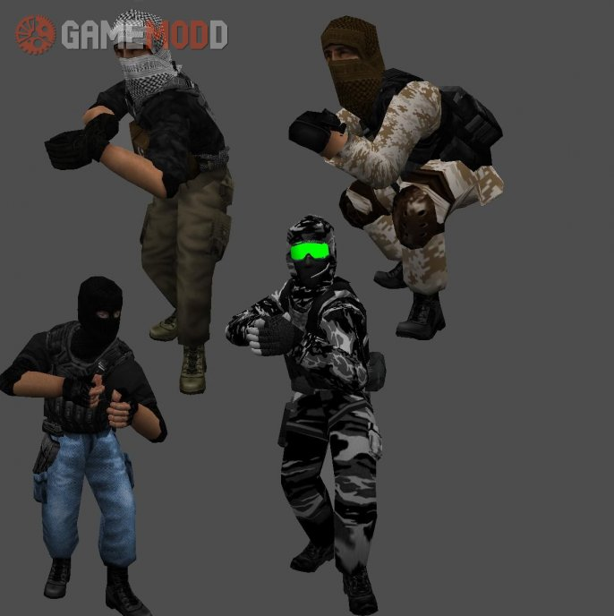 Terror beta pack