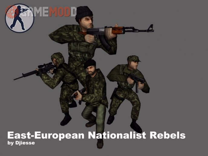 Europe Rebels