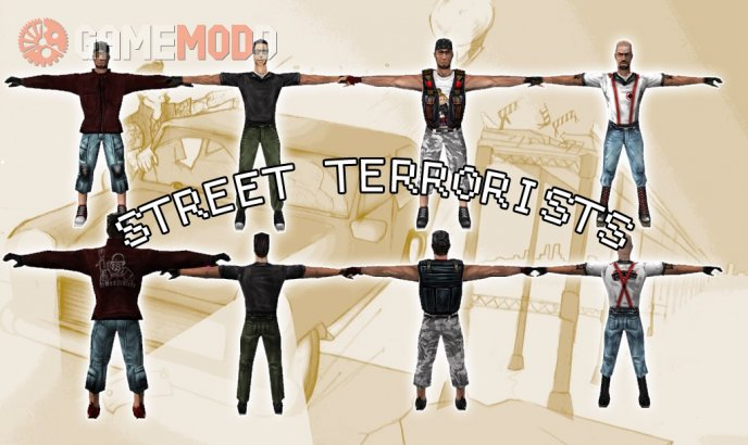 Street Terrorists