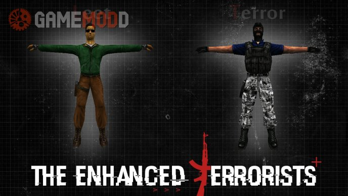 The Enhanced Terrorists