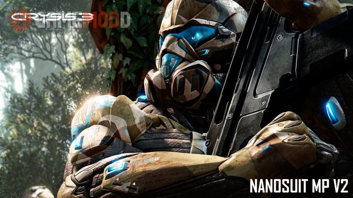 Crysis 3 Nanosuit MP V2