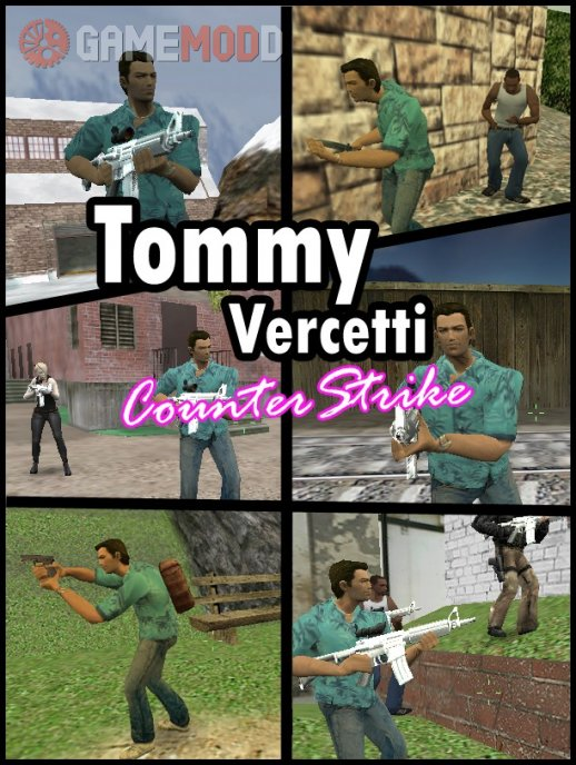 Tommy Vercetti for 1.6
