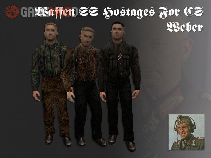 Waffen SS Hostage