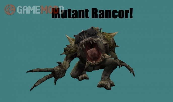 Mutant Rancor