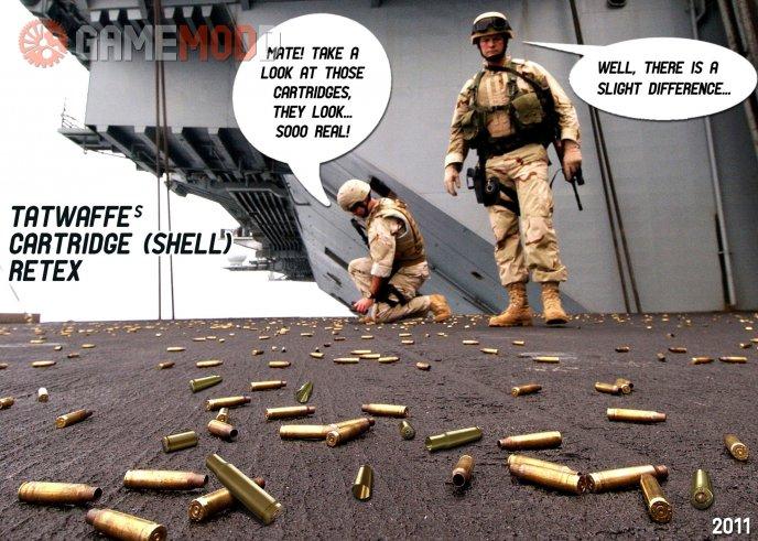 High Poly Cartridge Pack (Shells)