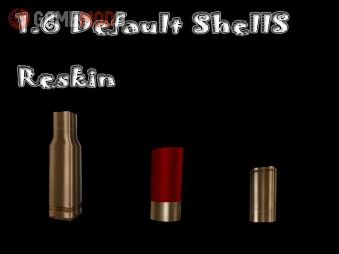 Default Shells Skin Hack