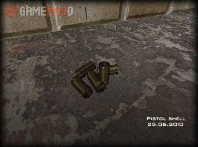 Pistol Shell