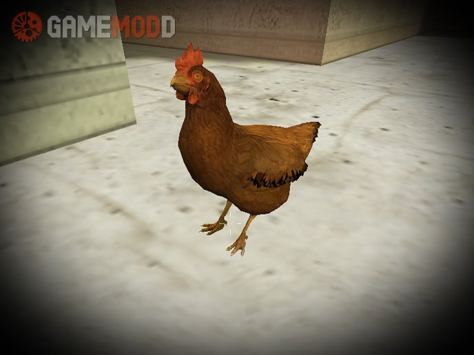 CS GO CHICKEN FOR CS 1.6