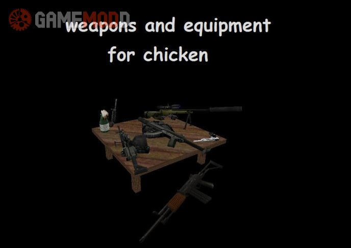 Weapons and Equipment
