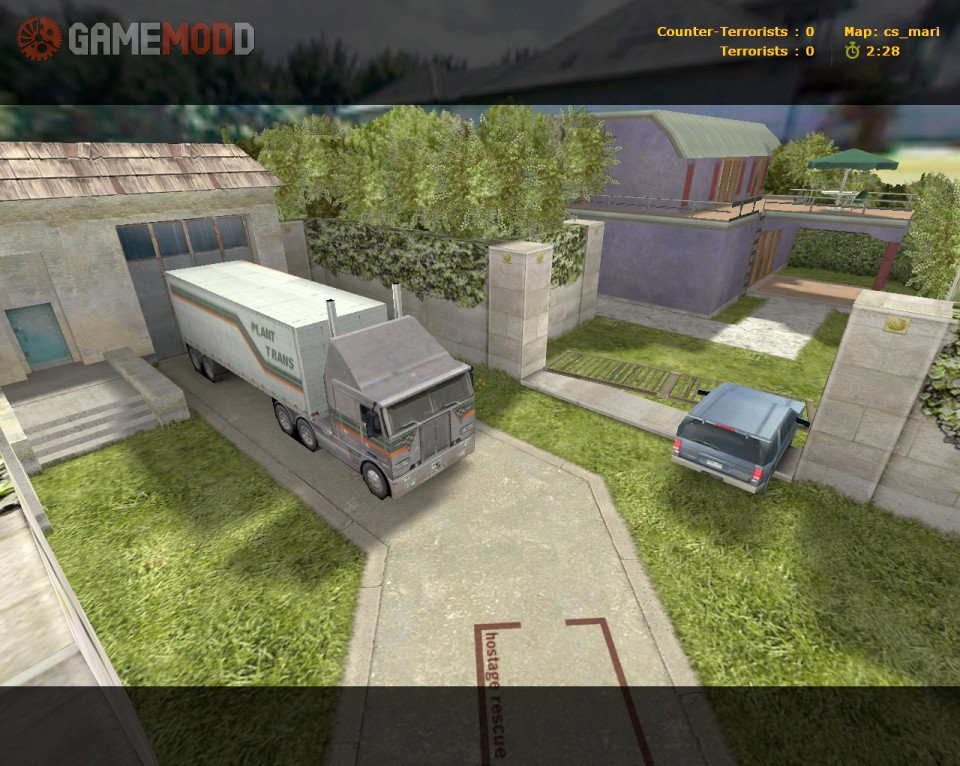 Cs_mari » CS 1.6 - Maps Hostage Rescue