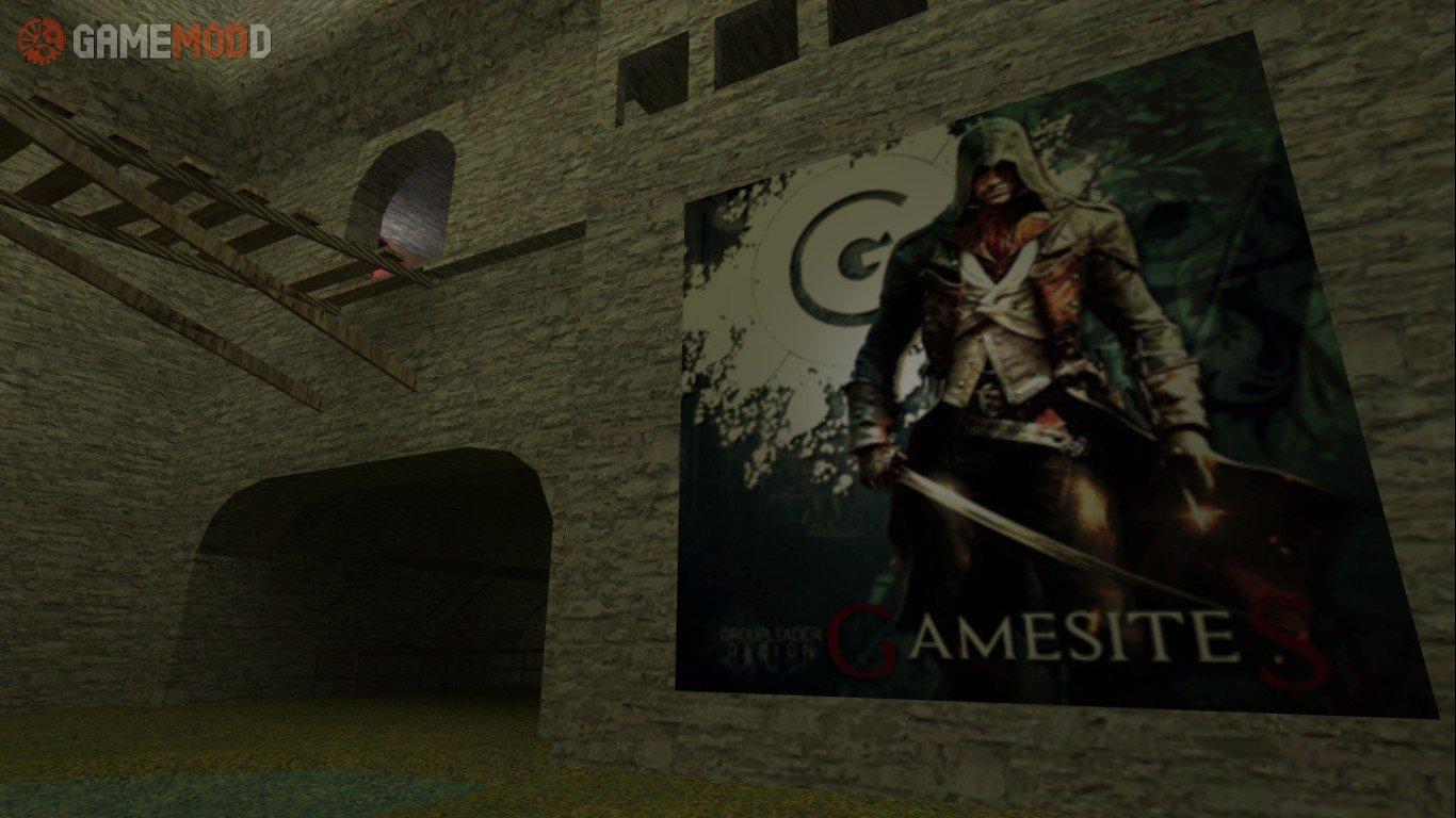 CS 1.6 - Maps Zombie Mod   GAMEMODD