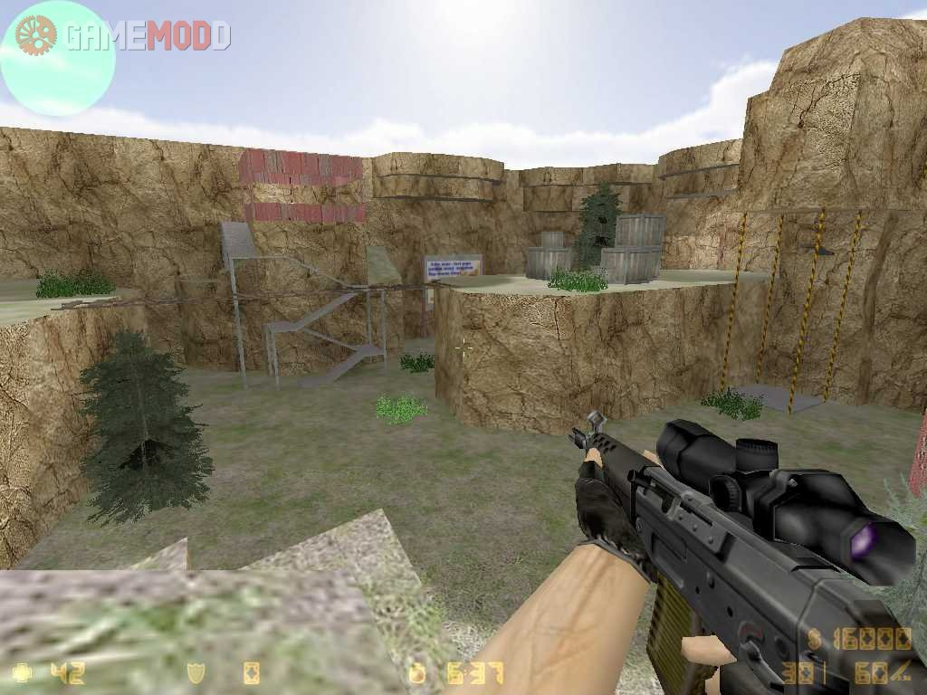 Zombie Maps Pack » CS 1.6 - Maps Battle Arena | GAMEMODD on