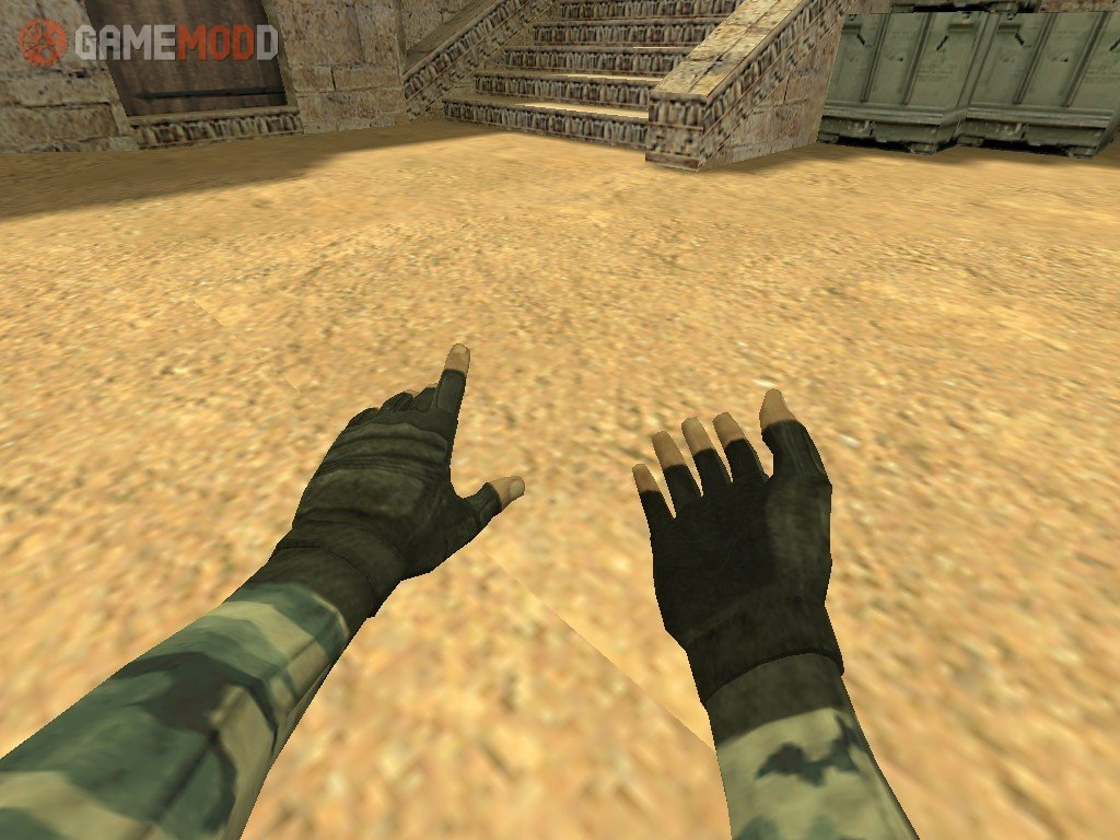 bc2 russian military spec gloves 187 cs 16 skins other