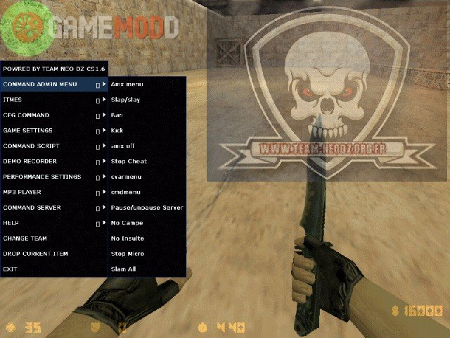 Command Menu V2 By Teamneodz