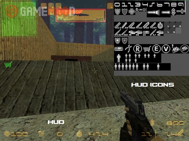 Neo Font HUD