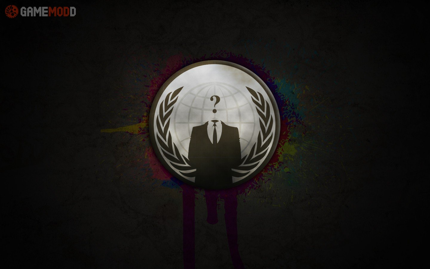 Anonymous background v1 2 cs 1 6 guis backgrounds - Background anonymous ...