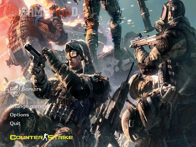 Warface Background For cs 1.6