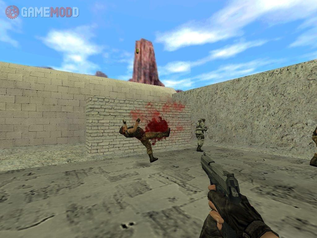 Conflict Blood » CS 1.6 - Sprites Blood Decals