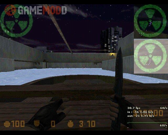 Radioactive radar [Transparent]