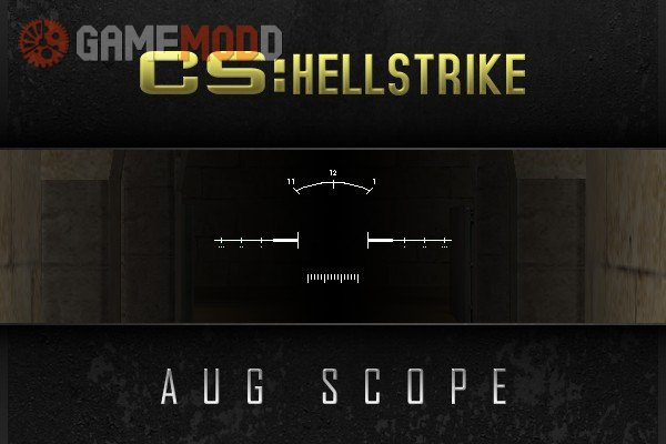 CS HellStrike AUG Scope