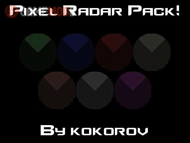 Pixel Radar Pack