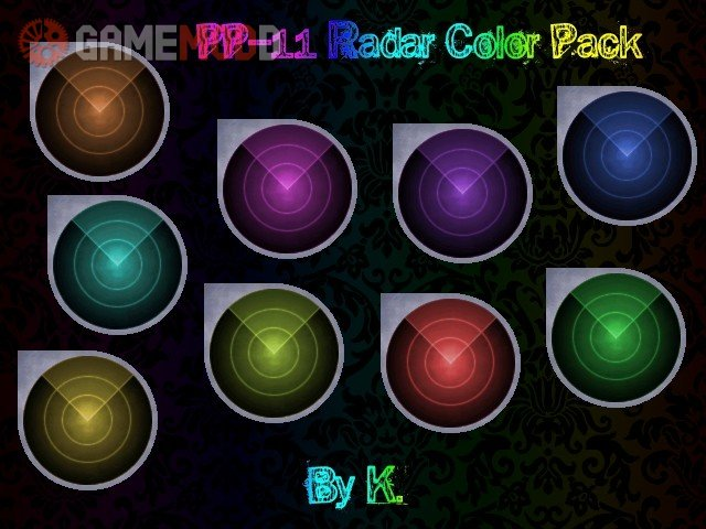 PP-11 Radar Color Pack