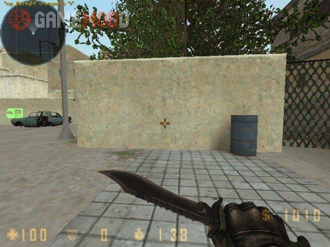 CS GO crosshair CS 1.6