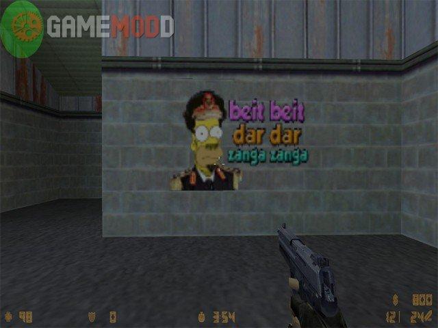 Gaddafi Simpson